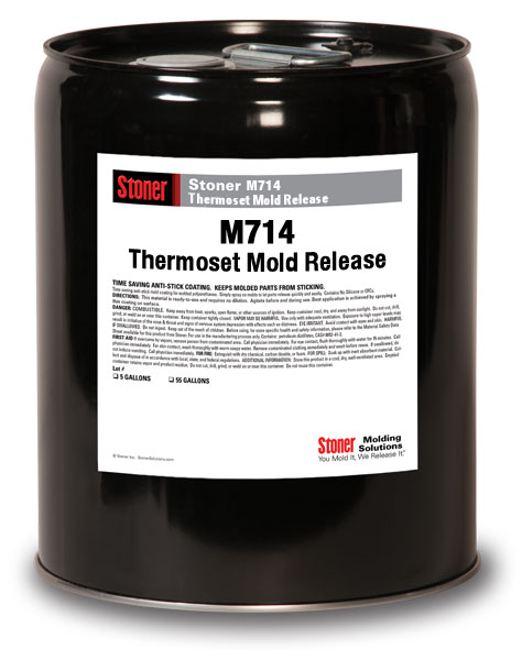 M714 Stoner Thermoset Mold Release