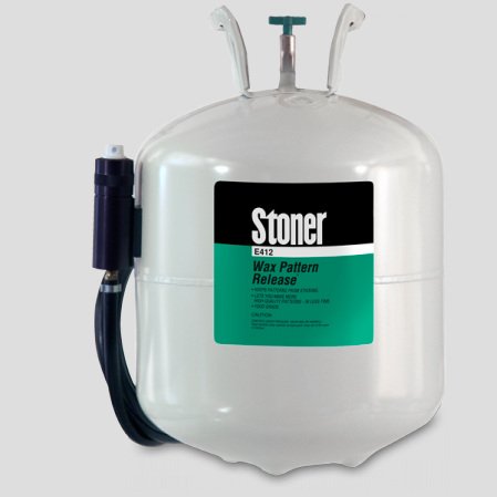 Stoner Wax Pattern Release E412 (Spray Tank)